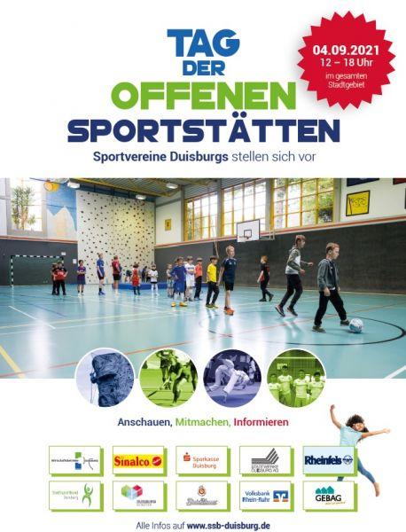 Tag der offenen Sportstätten 2021